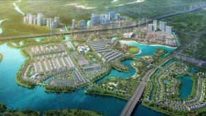 Dự án Vinhomes Grand Park có tổng diện tích là 271 ha, nằm trải dài trên tuyến đường Nguyễn Xiển và Phước Thiện, thuộc địa bàn phường Long Bình và Long Thạnh Mỹ, quận 9, TPHCM. Dự án nằm tiếp giáp với hai mặt sông lớn là sông Tắc và sông Đồng Nai. Chủ đầu tư là Công ty cổ phần Vinhomes (trực thuộc Tập đoàn Vingroup). Vinhomes Grand Park được thiết kế theo mô hình đô thị thông minh, căn hộ thông minh. Phần lớn diện tích dành cho không gian cây xanh, mặt nước và tiện ích công cộng. Dự án bao gồm các loại hình như căn hộ, biệt thự và nhà phố. Điểm nhấn tại dự án công viên trung tâm rộng 36 ha, sân golf mini và các công viên chủ đề khác. Ngoài ra, dự án cũng sẽ có trung tâm thương mại Vincom, VinMart, trường học liên cấp Vinschool và bệnh viện Vinmec.