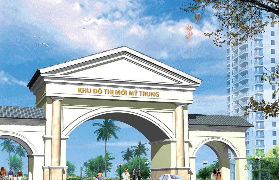 cong-khu-do-thi-moi-My-Trung-Nam-Dinh